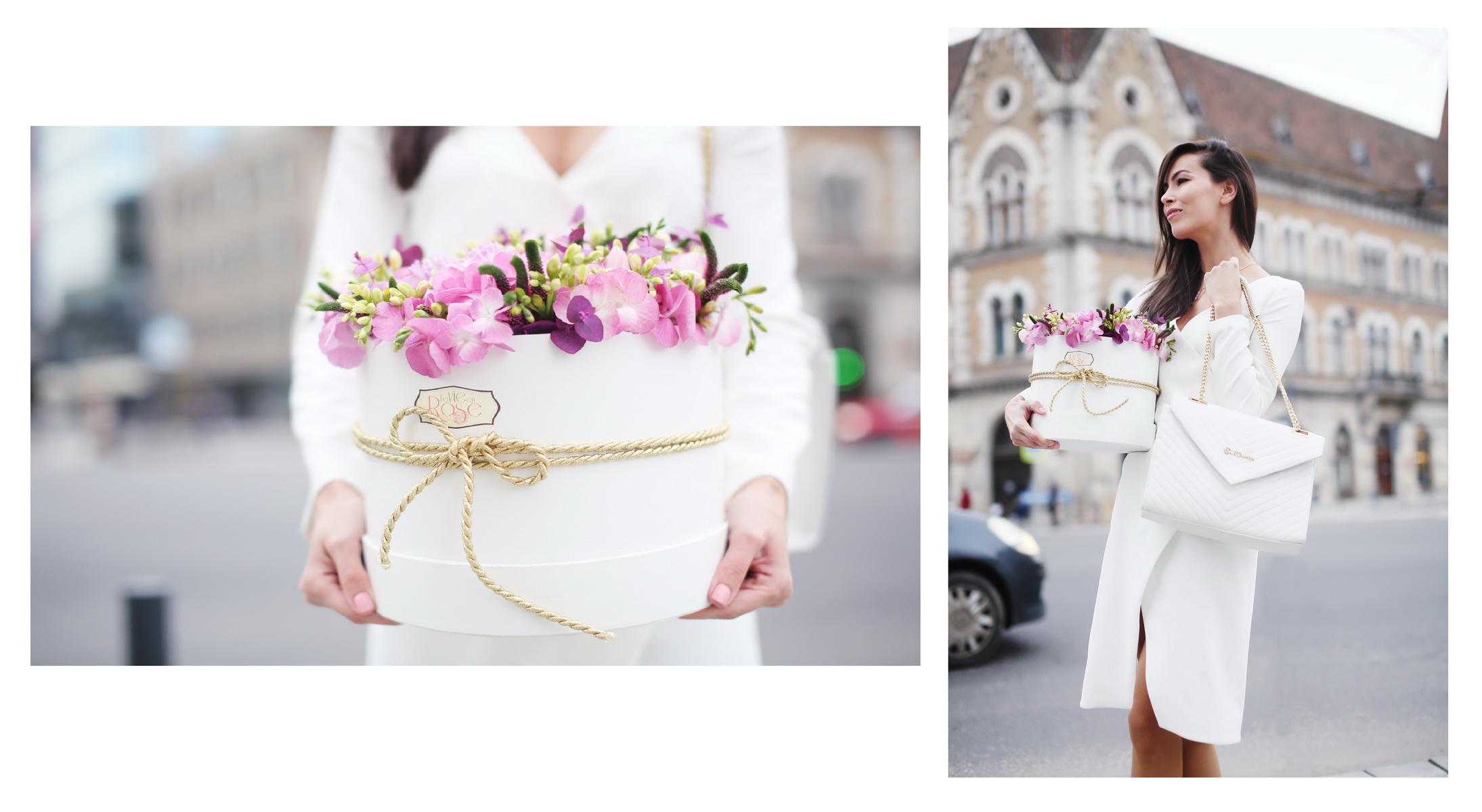 Kurtman Bags Giveaway Flowers