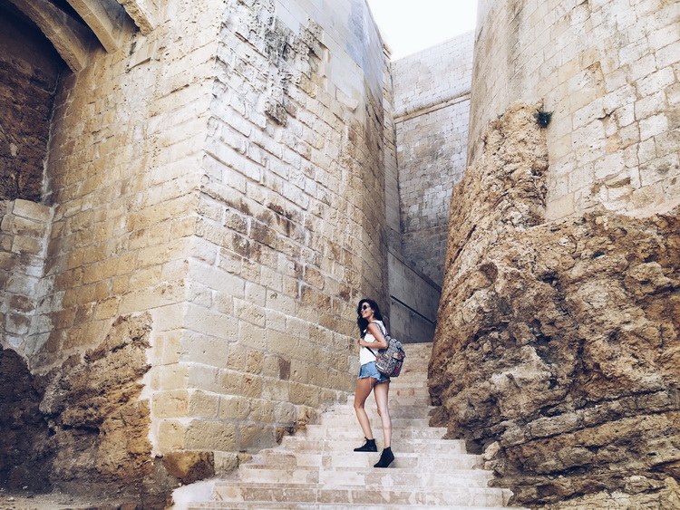 Gozo Stairs